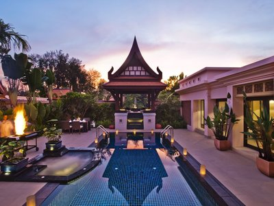 Wohnbeispiel Grand Two Bedroom Pool Villa