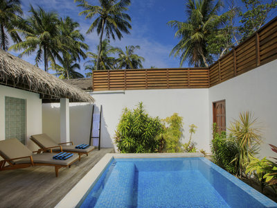 Wohnbeispiel Deluxe Villa with Pool