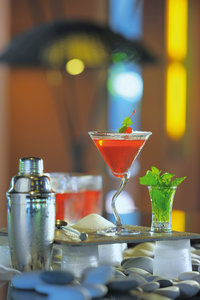 Paradis Golf Club Bar