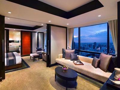 Wohnbeispiel 1 Bedroom Suite