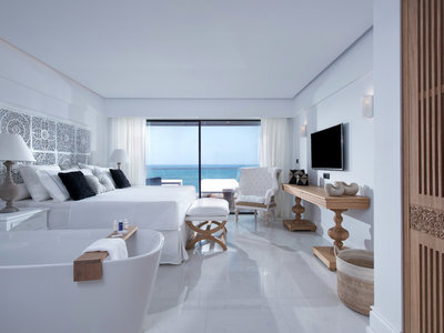Wohnbeispiel Deep Blu Deluxe Sea View Guestroom (SGL)