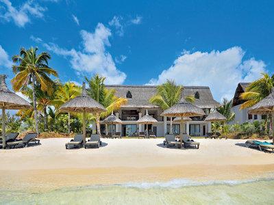 Wohnbeispiel Ocean Beachfront Suite