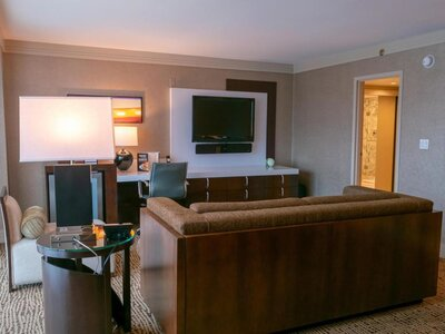 Wohnbeispiel Mirage Suite including Resort Fee