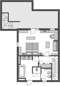 Casetta Splendida First Floor