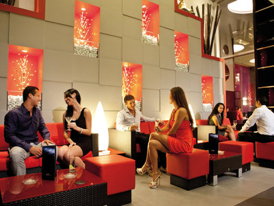 Lounge Restaurant/Bar Ibiza am Pool