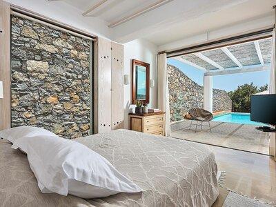 Wohnbeispiel Thalassa Villa Private Pool