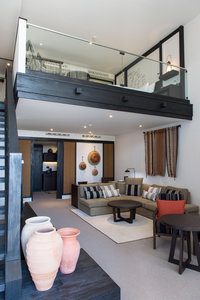 Wohnbeispiel Loft Suite