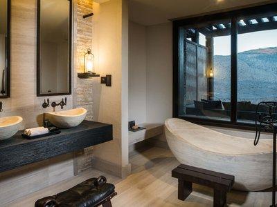 Wohnbeispiel Jabal Terrace Suite
