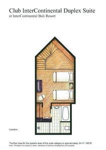 Wohnbeispiel Club Duplex Suite