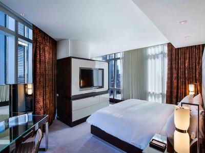 Wohnbeispiel Deluxe 1 Bedroom Suite