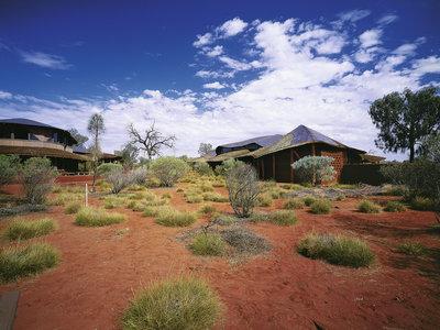 Aboriginal Kulturzentrum Uluru (Ayers Rock)