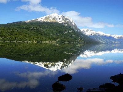 Tierra del Fuego, Argentinien