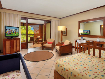 Wohnbeispiel 2-Bedroom Luxury Family Suite Beachfront