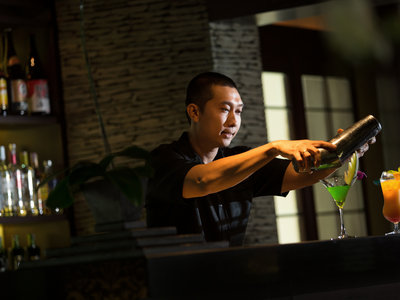 KO Restaurant and cocktail lounge