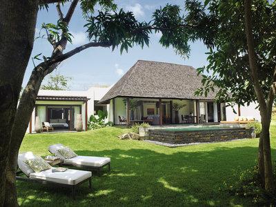 Wohnbeispiel 2 Bedroom Garden Residence Villa