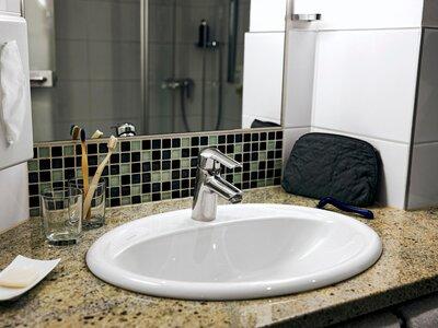 Wohnbeispiel Doppelzimmer Seeseite Standard