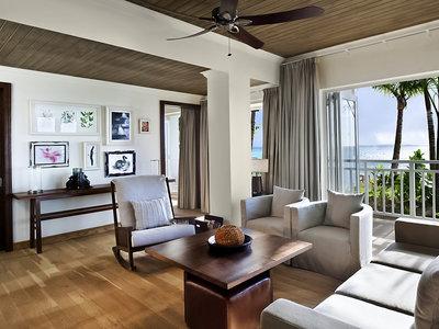 Wohnbeispiel Beachfront St. Regis Suite