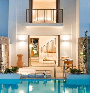 Wohnbeispiel Amirandes 2 Bedroom Dream Villa sea view and private pool