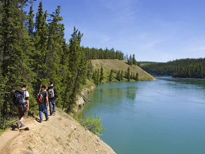 Umgebung Whitehorse, Yukon