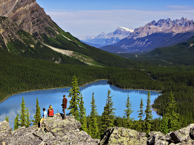 Banff Nationalpark, Peyto Lake