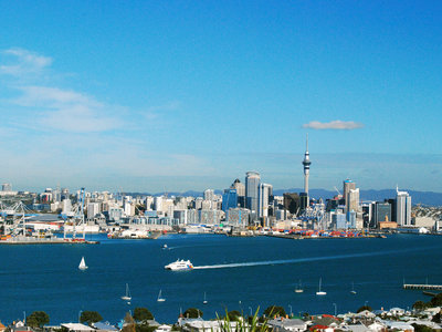 Auckland ©Tourism New Zealand