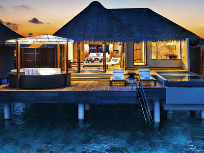 Wohnbeispiel Fabulous Overwater Oasis