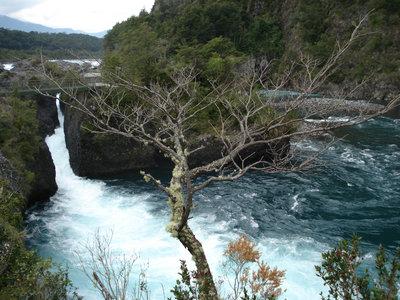 Wasserfall von Petrohué