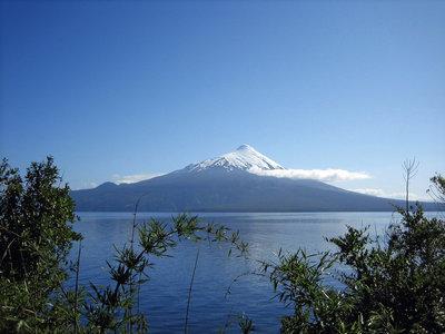 Puerto Varas, Vulkan Osorno