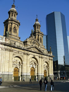 Kirche San Francisco, Santiago de Chile