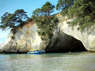 The Coromandel, Cathedral Cove, ©Tourism New Zealand