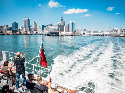 Auckland, Waitemata Harbour  ATEED©Todd Eyre