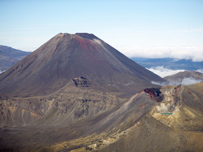 Tongariro Nationalpark, Tongariro Crossing, ©Visit Ruapehu