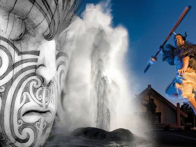Rotorua, Te Puia©Craig Robertson Photography