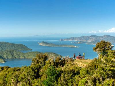 Marlborough Sounds, ©MarlboroughNZ.com