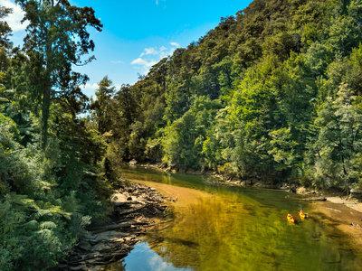 Abel Tasman Nationalpark, Falls River