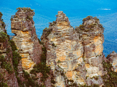 Blue Mountains © Tourism Australia