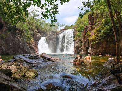 Litchfield Nationalpark, Florence Falls © Tourism Australia