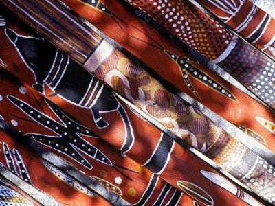 Didgeridoos ©Tourism Australia