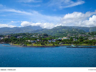 Papeete © daboost - Fotolia.com