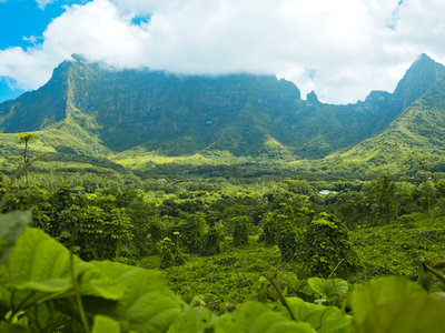 Raiatea © Tahiti Tourisme