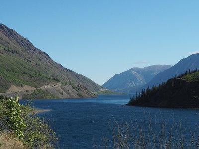 Tutshi Lake, Yukon /BC Border © Ruby Range Adventure Ltd.