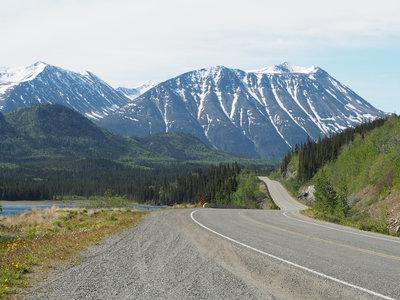 Südlich von Carcross, Yukon © Ruby Range Adventure Ltd.