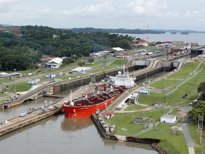 Gatún Schleuse, Panama Kanal © Autoridad de Turismo de Panamá (ATP)