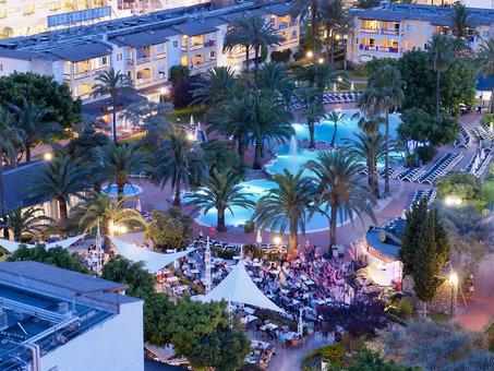 ▷ aparthotel alcudia garden, bucht von alcudia » günstige ... - Hotels Mit Glutenfreier Küche Auf Mallorca