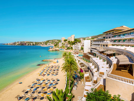 ▷ Hotel Nixe Palace, Palma de Mallorca » günstige Angebote buchen ...