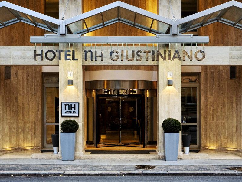 Rom, NH Giustiniano Rom vom 2016-08-21 bis 2016-08-22, für 82.99,- Euro p.P.