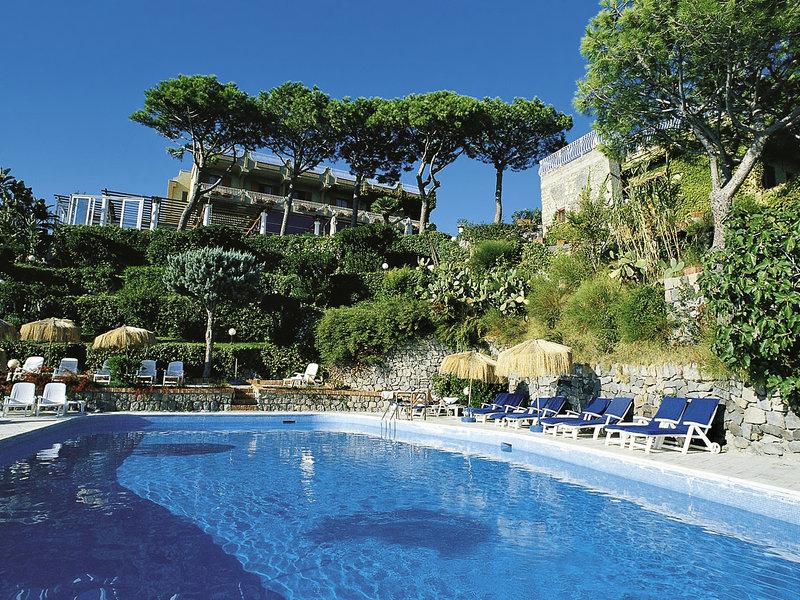 Ischia, San Montano Resort Spa vom 2016-10-09 bis 2016-10-16, für 581,- Euro p.P.