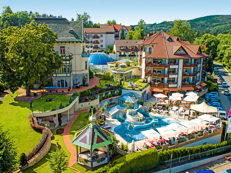 Harz, Hotel Romantischer Winkel Spa Wellness Resort vom 2016-10-24 bis 2016-10-26, für 227,- Euro p.P.