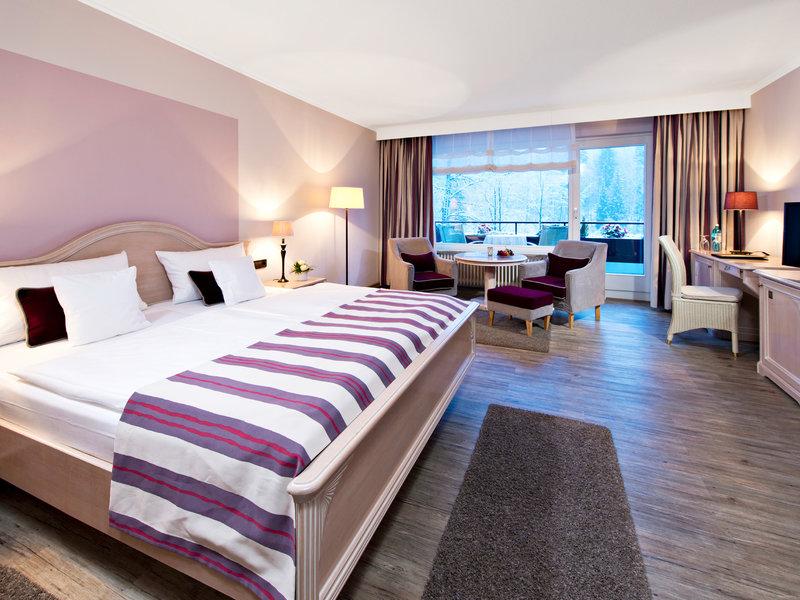 Harz, Hotel Romantischer Winkel Spa Wellness Resort vom 2016-09-29 bis 2016-10-01, für 227,- Euro p.P.