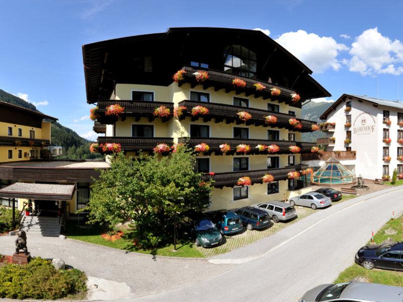 Salzburger Land, Hotel Bärenhof vom 2016-10-18 bis 2016-10-25, für 476,- Euro p.P.